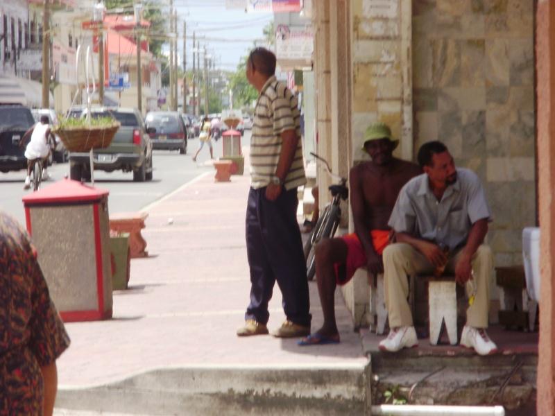 Ludność Belize